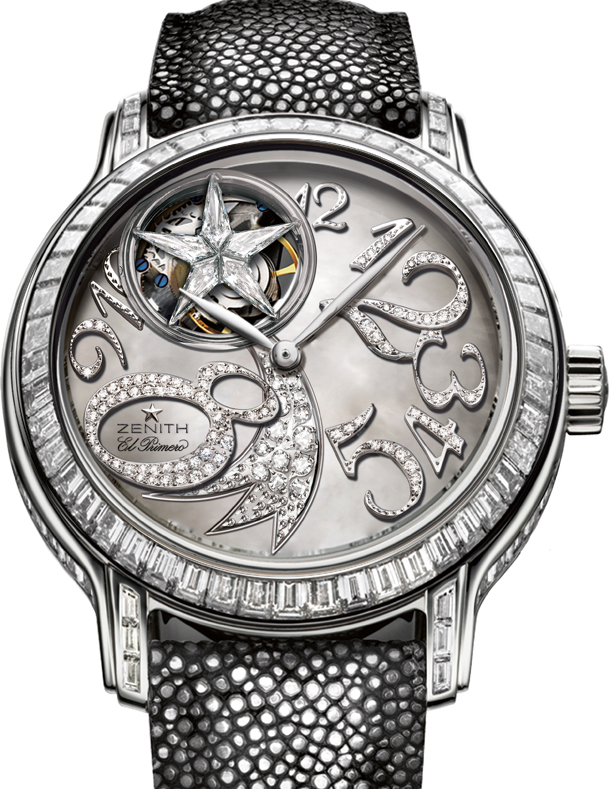 часы Zenith Zenith Lady Tourbillon Comet