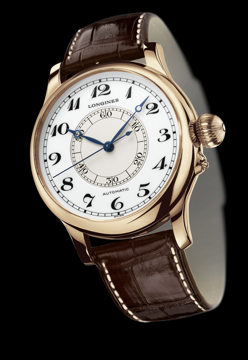 часы Longines Longines Heritage Weems Second-Setting Watch
