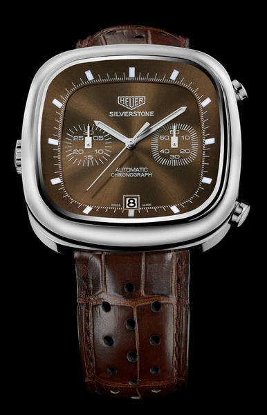���� TAG Heuer Silverstone Automatic Chronograph