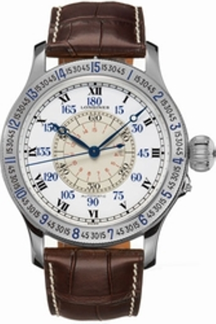 часы Longines Longines Heritage Lindbergh Hour Angle Watch