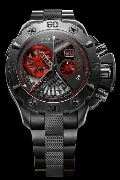 часы Zenith Zenith Defy Xtremе Grande Date