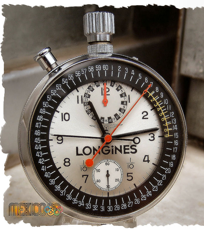 часы Longines Honour and Glory Split Second Pocket Chronograph