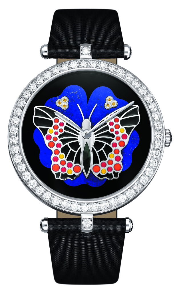 часы Van Cleef & Arpels Extraordinary Butterfly