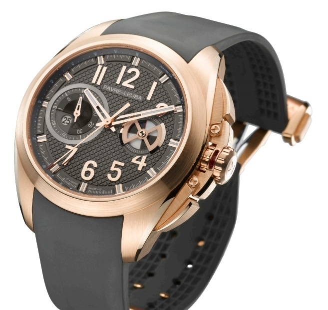 часы Favre-Leuba Favre-Leuba Mercury Chronograph Dynamic