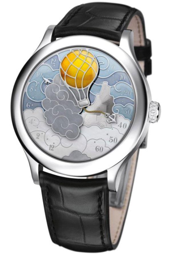 часы Van Cleef & Arpels Five Weeks In a Balloon