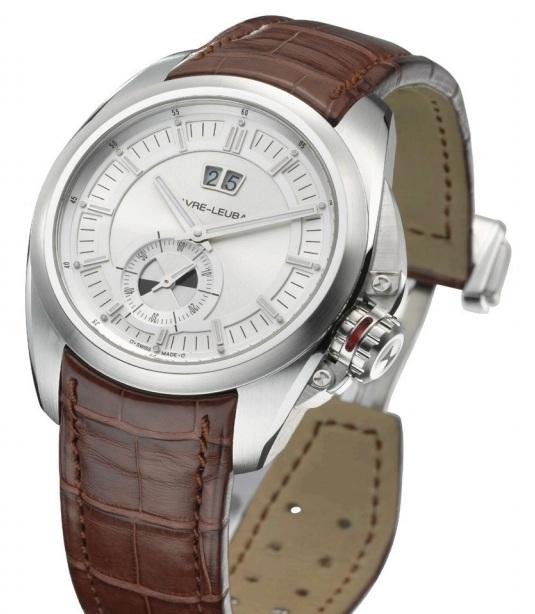 часы Favre-Leuba Favre-Leuba Mercury Big Date Steel