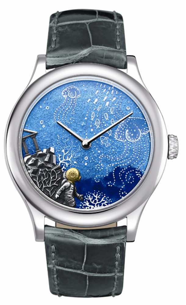 часы Van Cleef & Arpels 20,000 Leagues Under the Sea