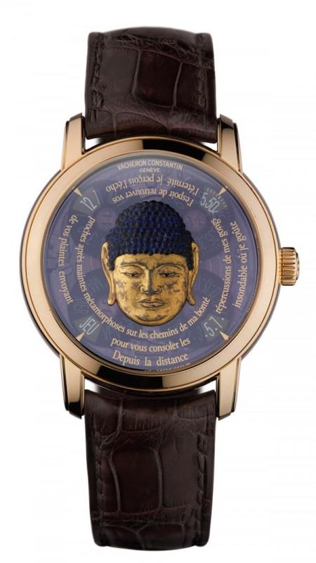 часы Vacheron Constantin Les Masques - Masque Japon