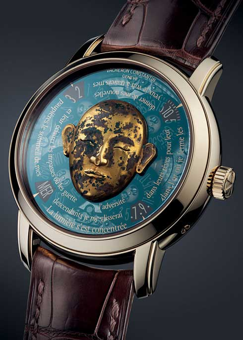 часы Vacheron Constantin Les Masques China