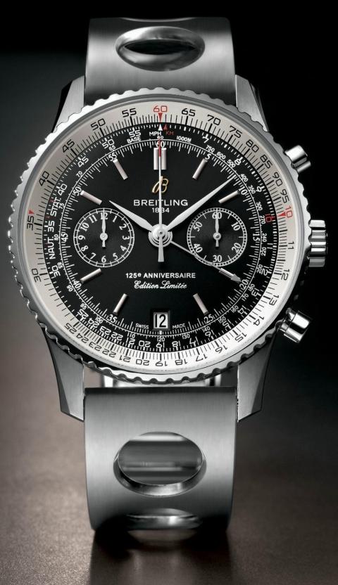 часы Breitling Breitling Navitimer 125th Anniversary Limited