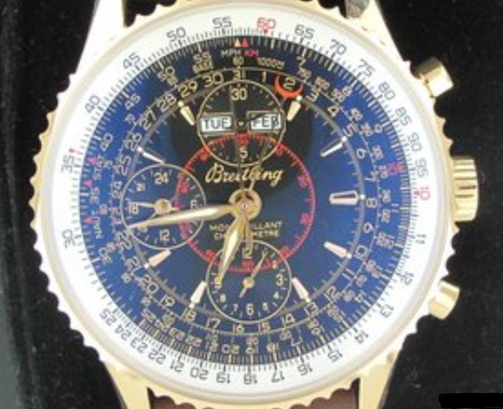 часы Breitling Breitling datora montbrillant
