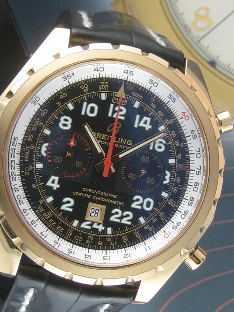 часы Breitling Breitling Chrono-matic Limited