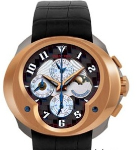 часы Franc Vila Chronograph Fly-Back Alliance Concept