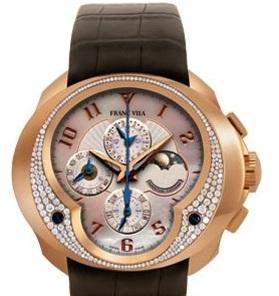 часы Franc Vila Chronograph Fly-Back Haute Joaillerie