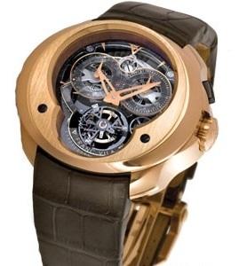 часы Franc Vila Tourbillon Dial Side Chronograph