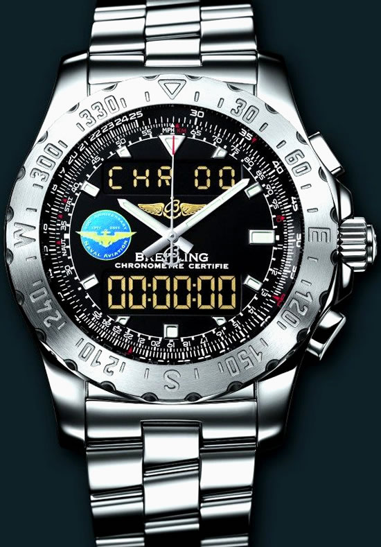 часы Breitling Breitling Airwolf Limited