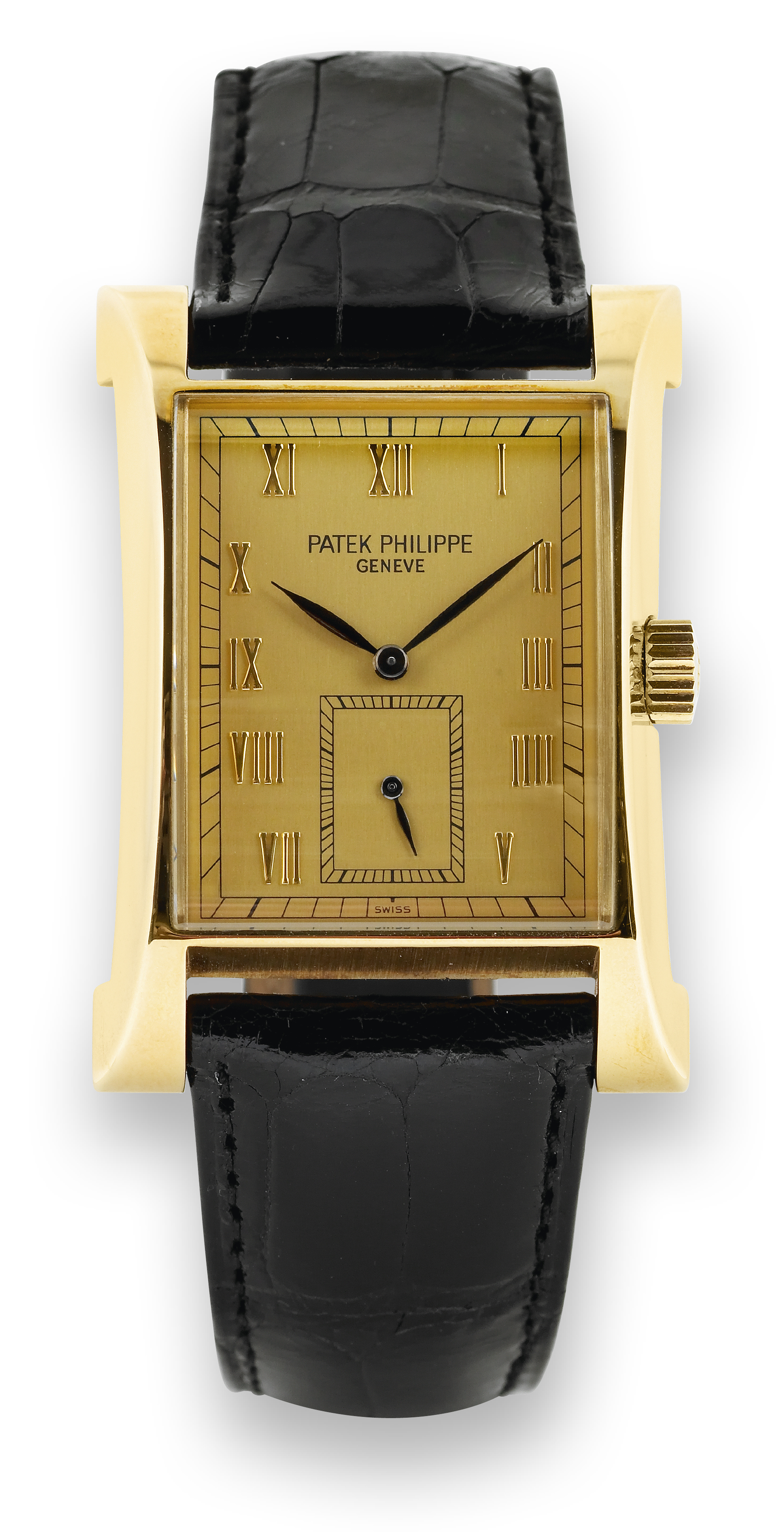 часы Patek Philippe Patek Pagoda Yellow Gold