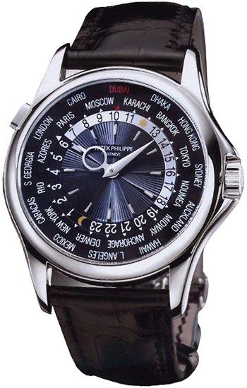 часы Patek Philippe World Time Mens Wristwatch
