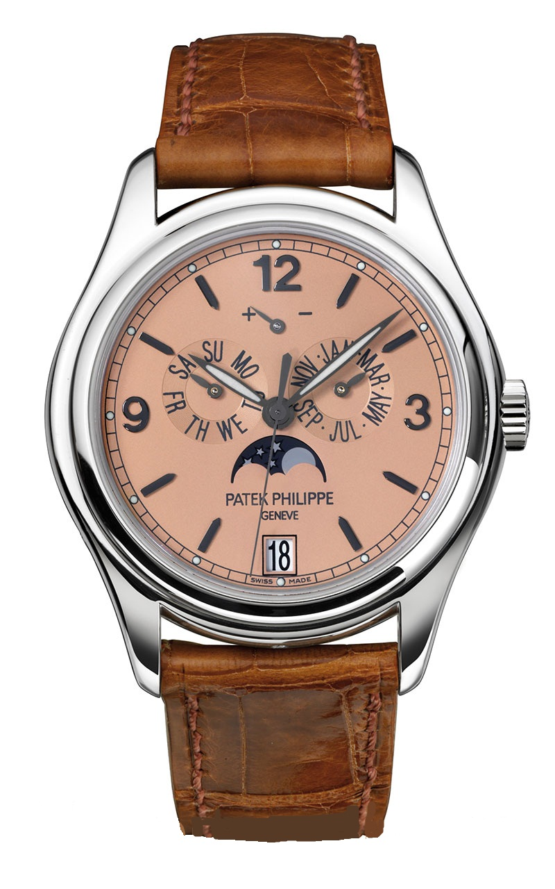 часы Patek Philippe Complicated Annual Calendar
