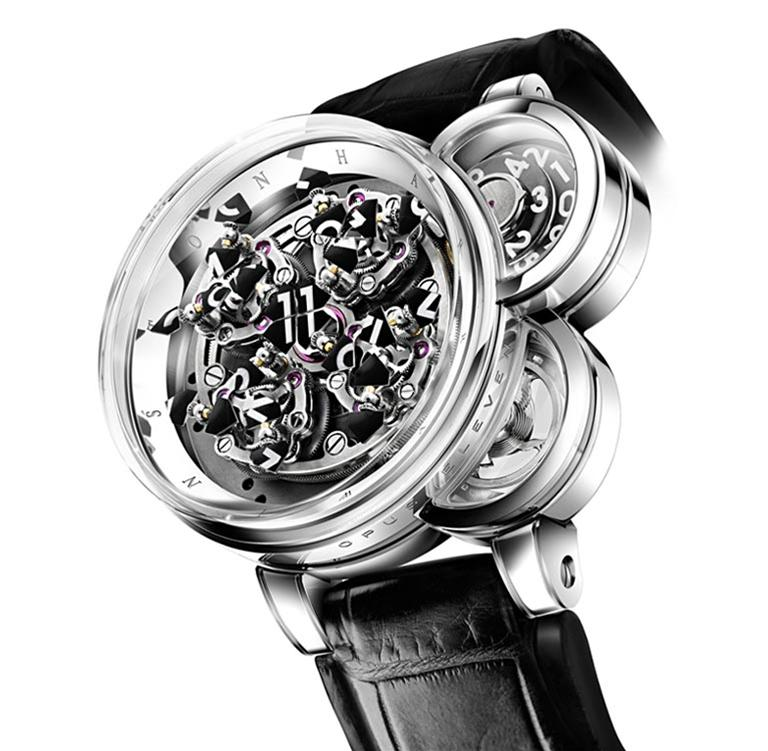 часы Harry Winston Opus Eleven