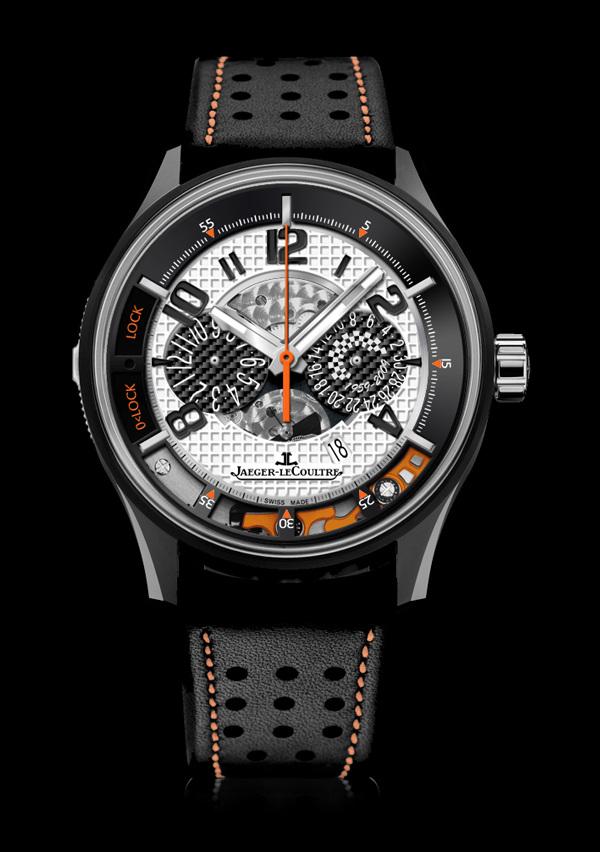 часы Jaeger-LeCoultre Aston Martin Amvox 2 Chronograph B&P