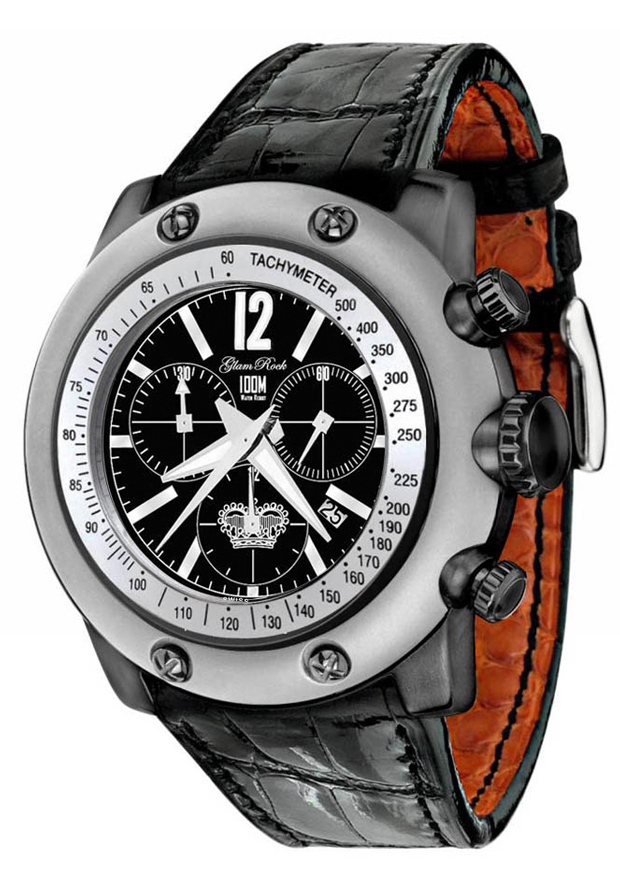 часы Glam Rock Race Track Chronograph