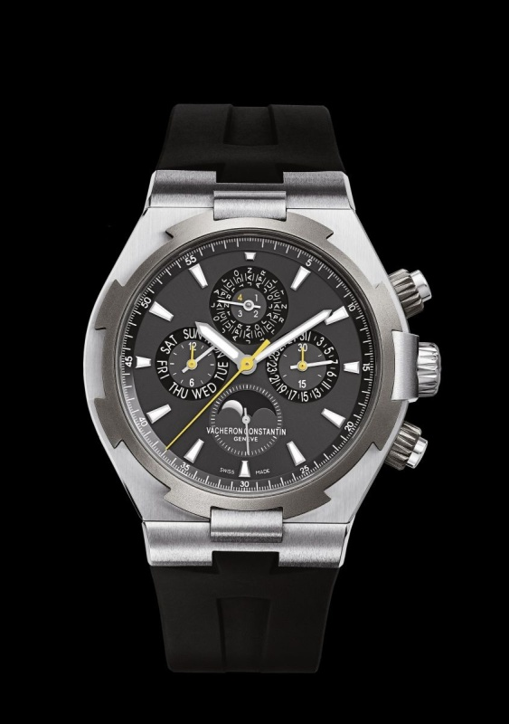 часы Vacheron Constantin Overseas Chronograph Perpetual Calendar