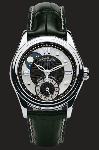 ���� Armand Nicolet Moonphase & Date