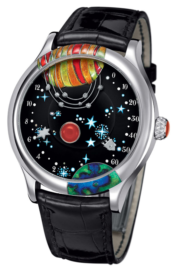 ���� Van Cleef & Arpels From the Earth to the Moon