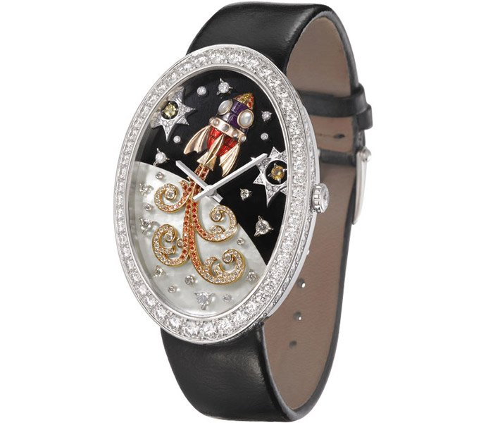 ���� Van Cleef & Arpels From the Earth to the Moon Timeless