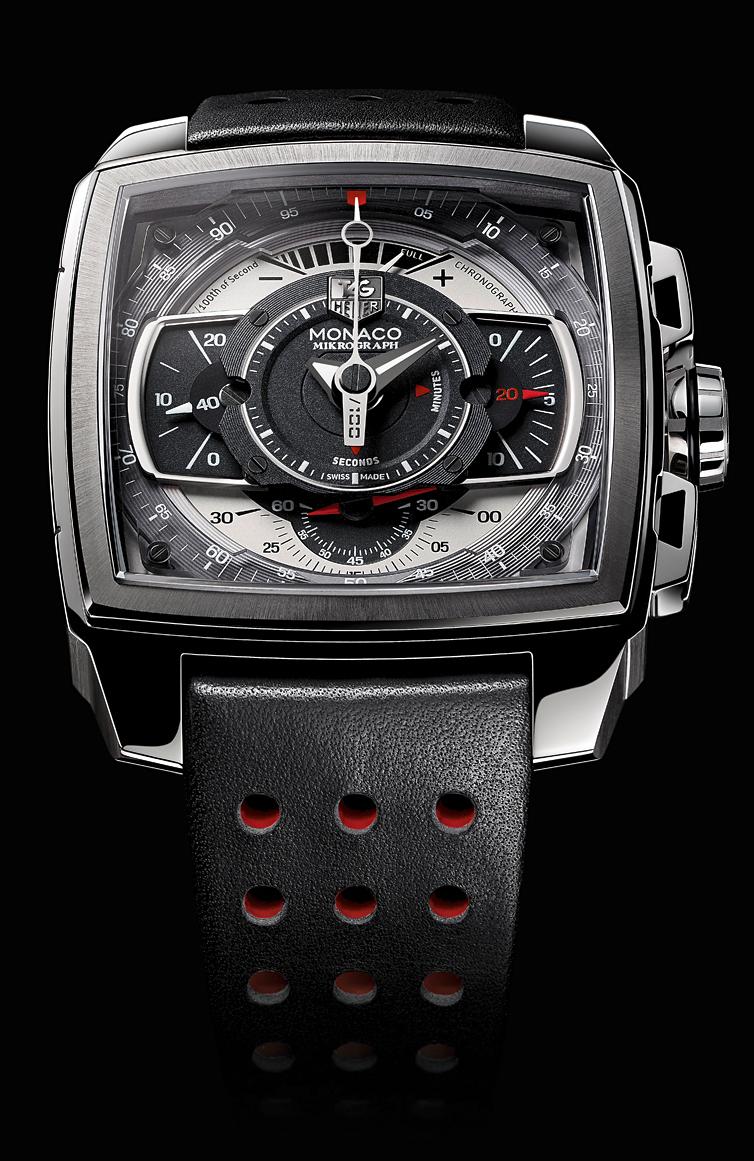 часы TAG Heuer TAG HEUER - Monaco Mikrograph