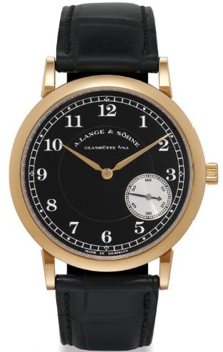 часы A. Lange & Sohne Wempe 1815 Sidestep