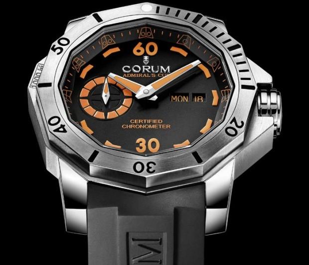 ���� Corum Corum Admiral�s Cup Seafender 48 Deep Dive