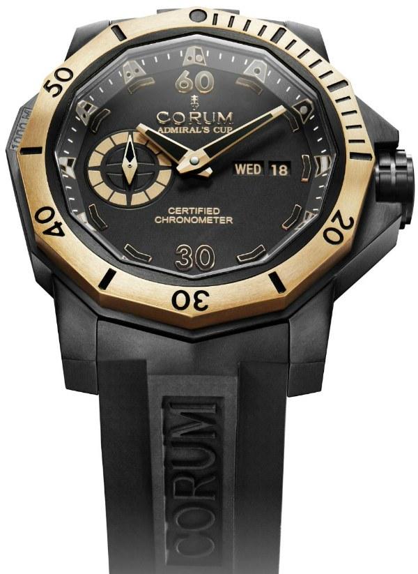 часы Corum Corum Admiral's Cup Seafender 48 Deep Dive
