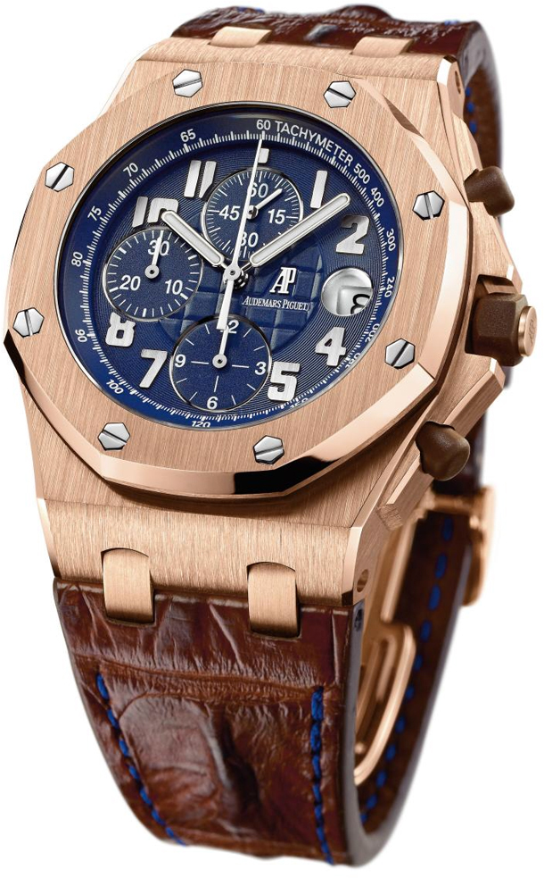 часы Audemars Piguet Royal Oak Offshore Pride of Argentina