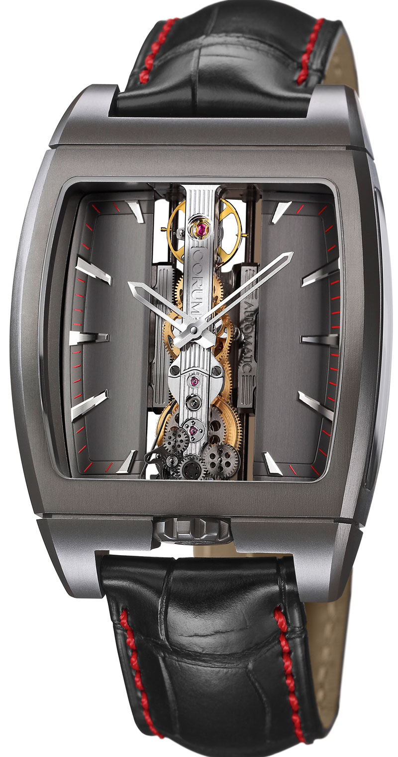 часы Corum Golden Bridge Automatic