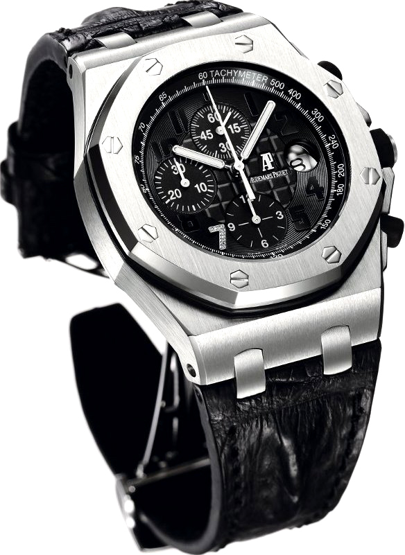 часы Audemars Piguet Royal Oak Offshore Ginza 7 Forged Carbon