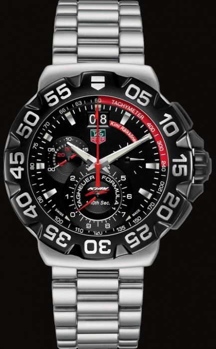 часы TAG Heuer Formula 1 Chronograph Kimi Raikkonen