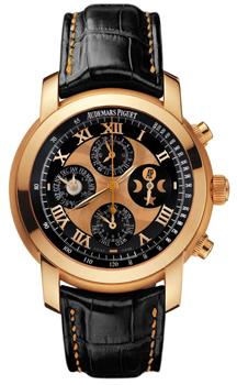 часы Audemars Piguet Jules Audemars Arnold All Stars Perpetual Calendar Chronograph