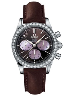 часы Omega Omega Co-Axial Automatic Chronometer Ladies