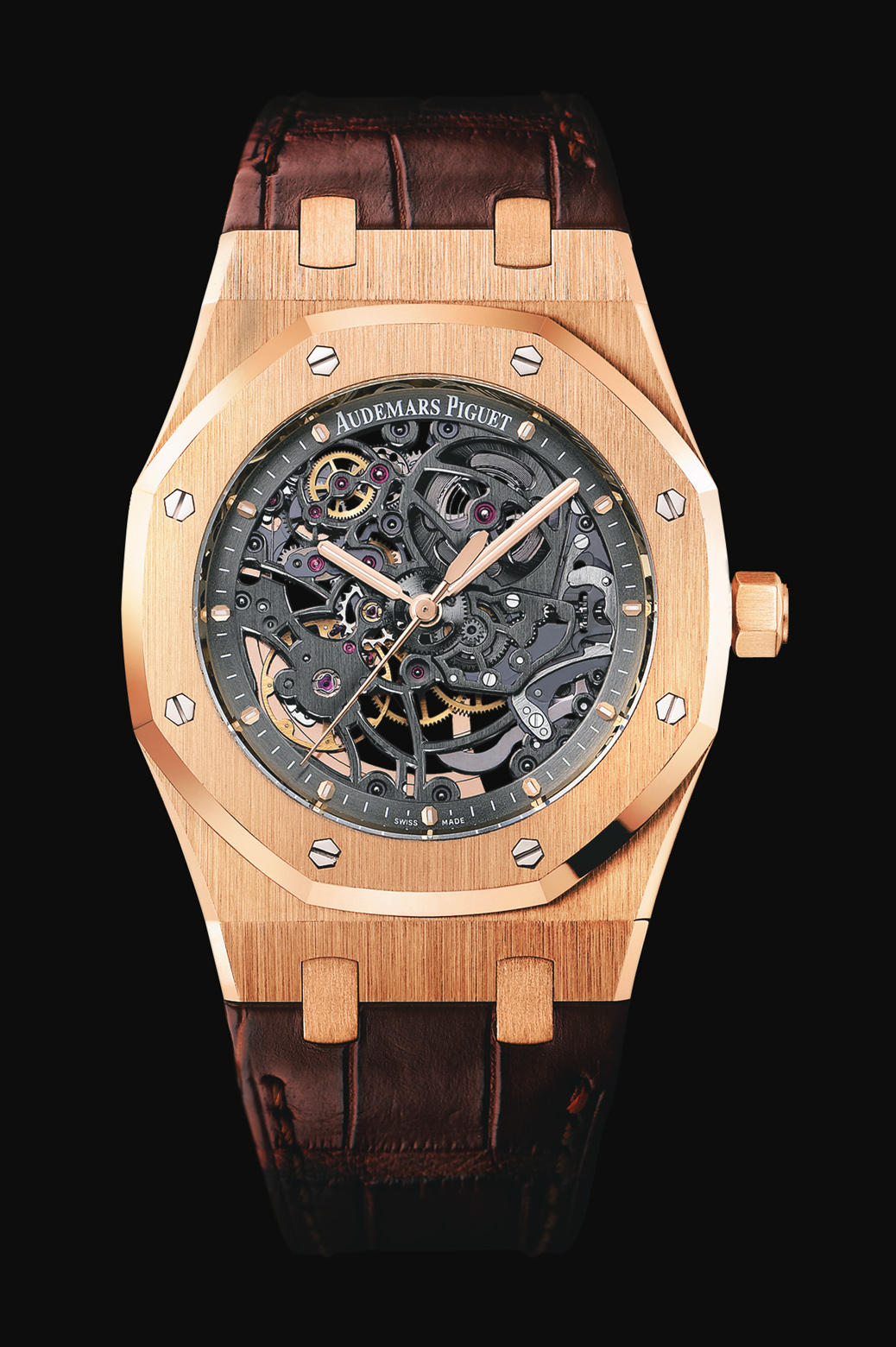 часы Audemars Piguet Skeleton Royal Oak Selfwinding