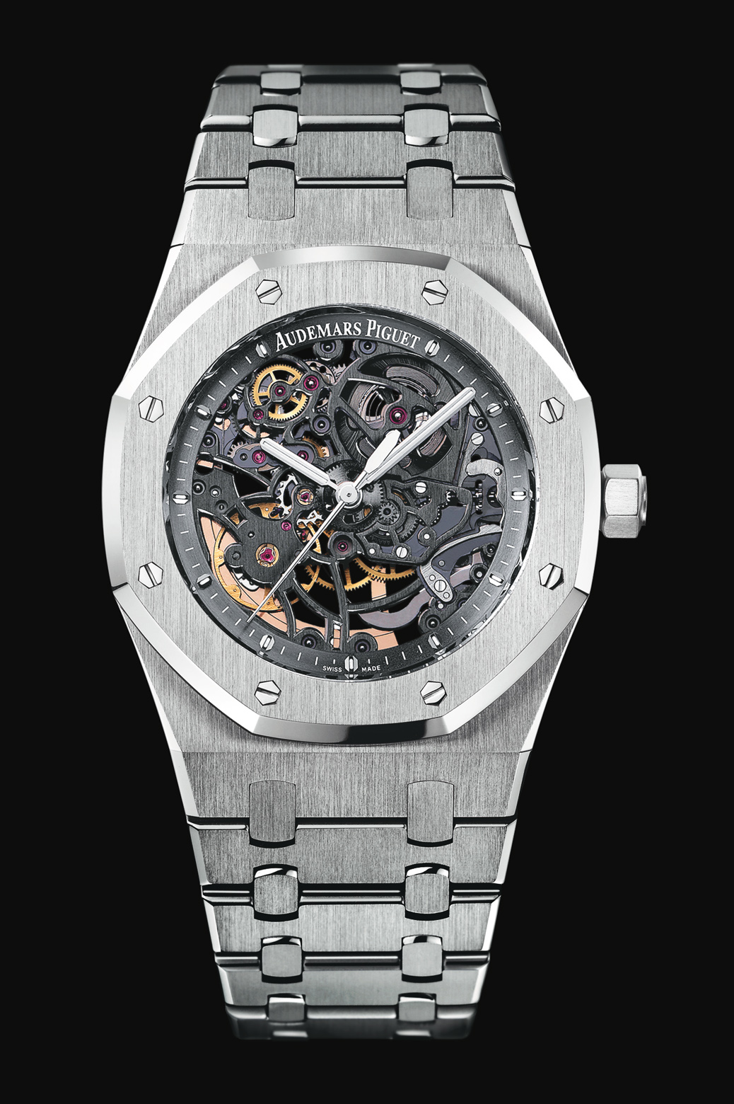 часы Audemars Piguet Skeleton Royal Oak Selfwinding