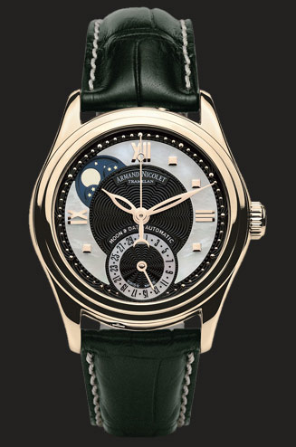 часы Armand Nicolet Moonphase & Date