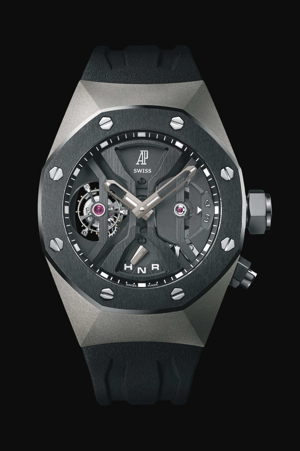 часы Audemars Piguet GMT Tourbillon Concept