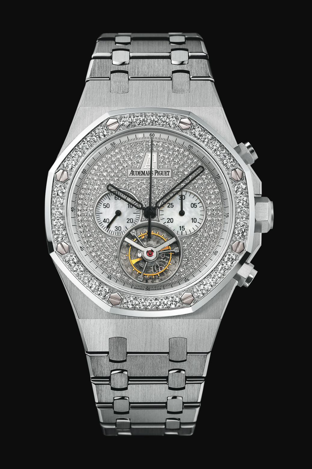 часы Audemars Piguet TOURBILLON CHRONOGRAPH