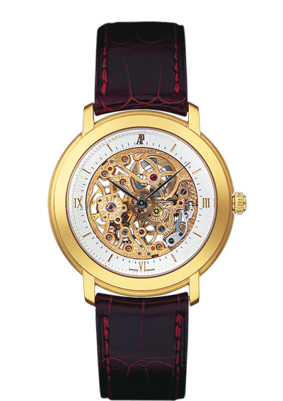 часы Audemars Piguet Skeleton Hand-Wound