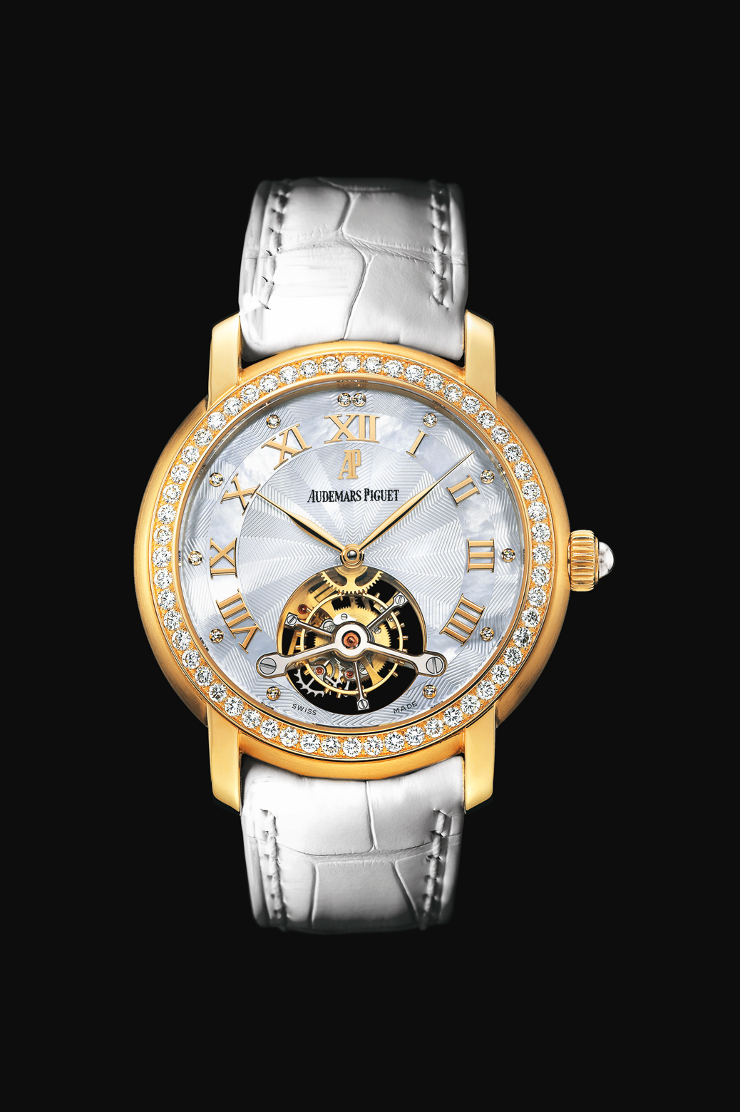 часы Audemars Piguet TOURBILLON