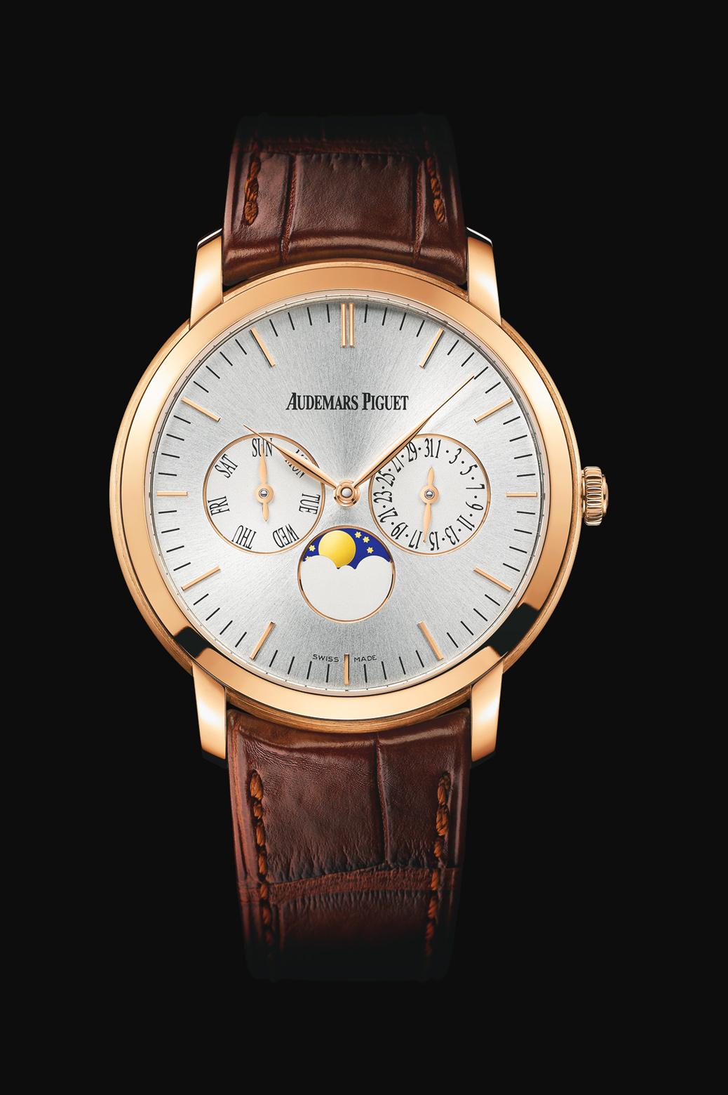 часы Audemars Piguet MOON-PHASE CALENDAR