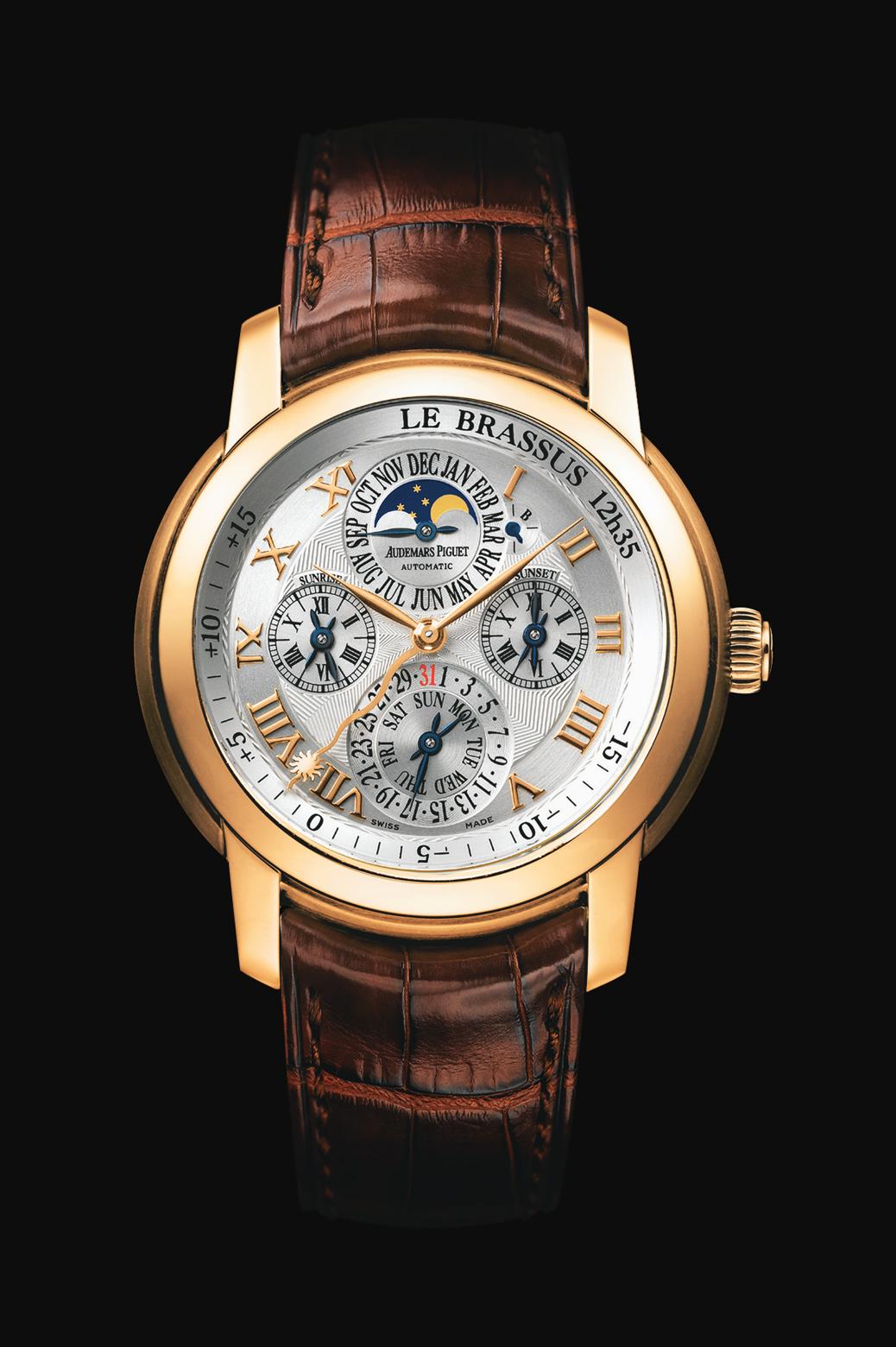 часы Audemars Piguet EQUATION OF TIME