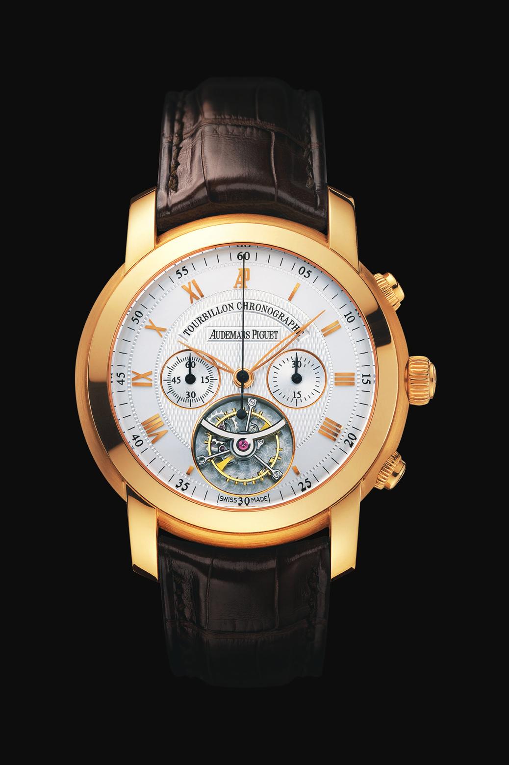 часы Audemars Piguet TOURBILLON CHRONOGRAPH